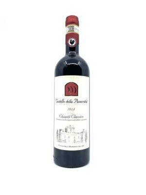 winebox CASTELLO DELLA PANERETTA CHIANTI CLASSICO 2018