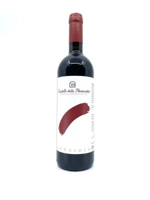 WineBox červené víno CASTELLO DELLA PANERETTA-Rosso di Toscana CANAIOLO 2015