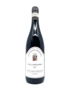 WineBox červené víno GUERRIERI RIZZARDI-Amarone 2011