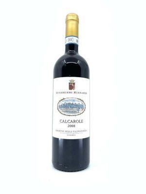 winebox GUERRIERI RIZZARDI-Amarone della Valpolicella CALCAROLE DOCG 2008