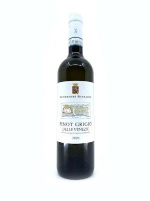 WineBox biele víno GUERRIERI RIZZARDI-Pinot Grigio Veneto IGP 2020