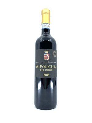 winebox GUERRIERI RIZZARDI-Valpolicella classico DOP 2018