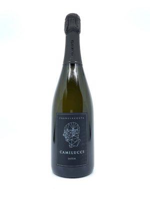 winebox CAMILUCCI FRANCIACORTA SATÉN
